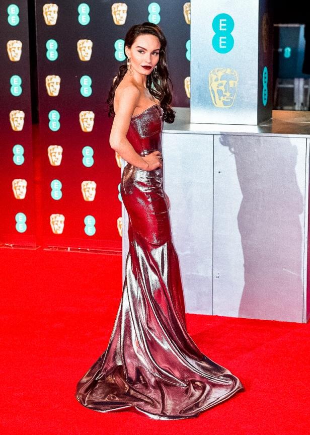 Ava West BAFTAs