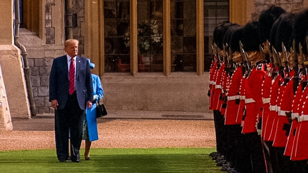 Queen and Donaldgold