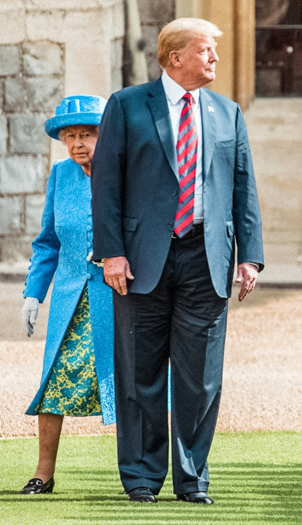 Queen and Trumpgold