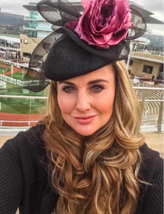 Hayley Moore Sky Racing Reporter