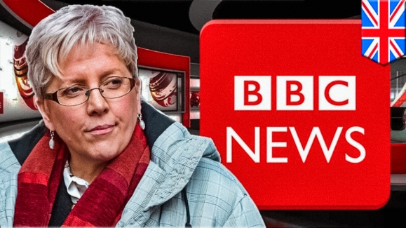 Carrie Gracie BBC News equal pay scandal