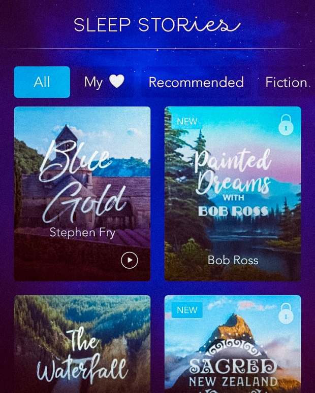 sleep stories gold