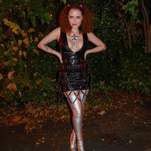 easy slutty cat halloween costume