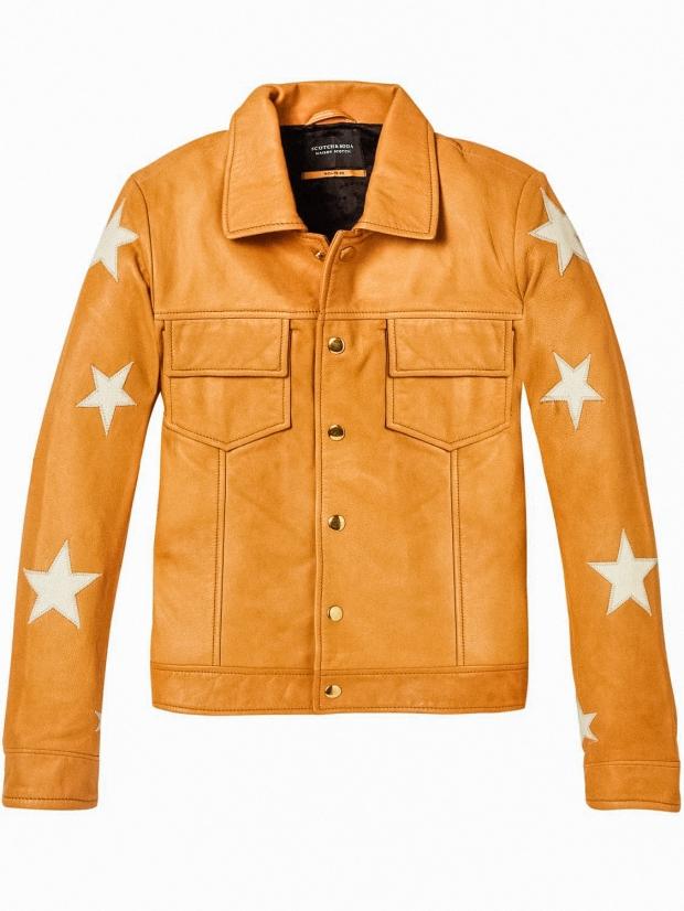 scotch and soda star jacket gold.jpg