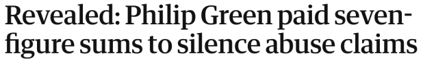 philip green abuse