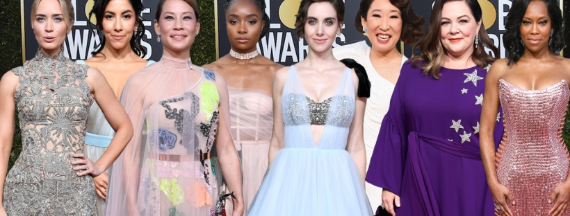 golden globes red carpet best dressed